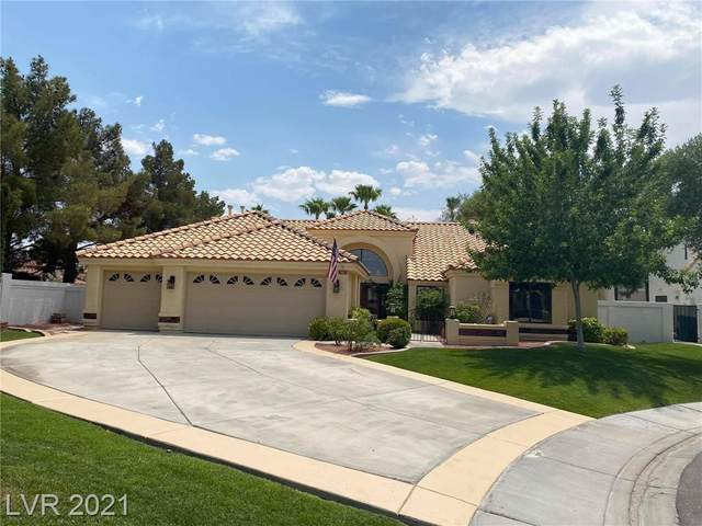 367 Humboldt North Drive, Henderson, NV 89074 (MLS #2306598) :: Signature Real Estate Group