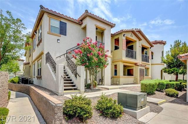 50 Aura De Blanco Street #10201, Henderson, NV 89074 (MLS #2306601) :: Kypreos Team