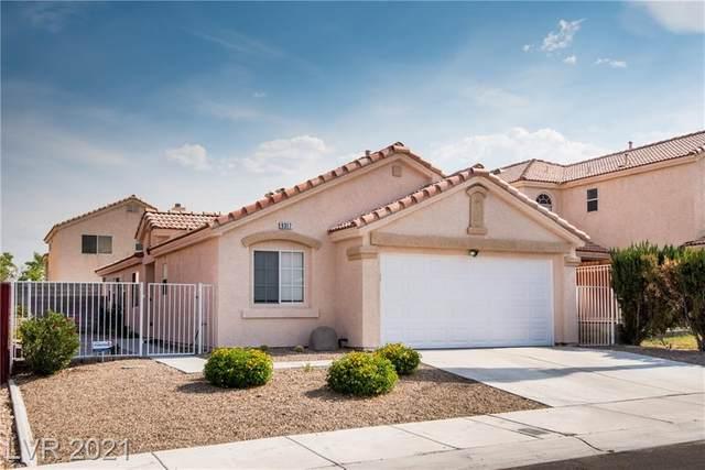 9317 Red Rose Avenue, Las Vegas, NV 89129 (MLS #2306612) :: Kypreos Team