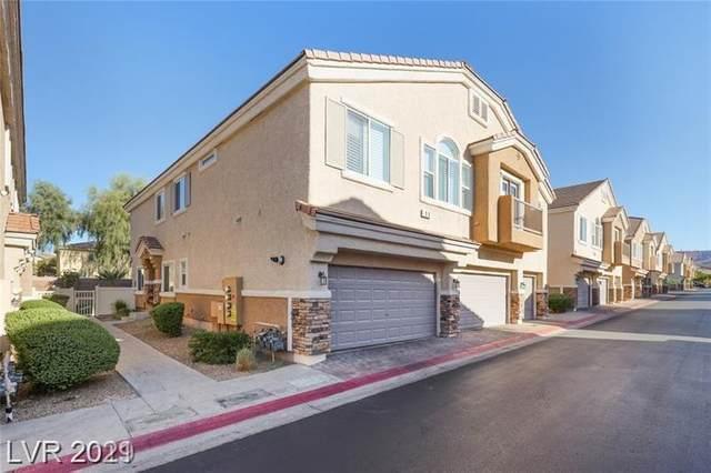 90 Dow Jones Street #3, Henderson, NV 89074 (MLS #2306640) :: Signature Real Estate Group