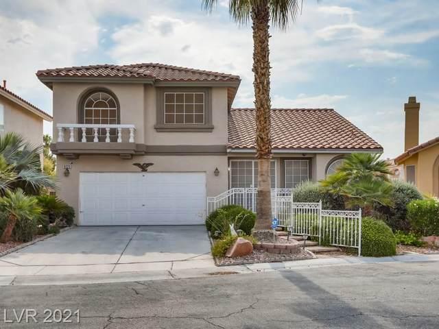 9723 Silver Lasso Street, Las Vegas, NV 89183 (MLS #2306663) :: Kypreos Team