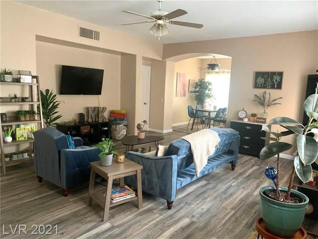 7450 S Eastern Avenue #1105, Las Vegas, NV 89123 (MLS #2306664) :: Kypreos Team