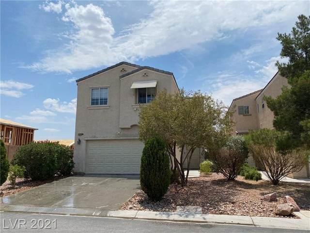 8753 Old Sea Avenue, Las Vegas, NV 89148 (MLS #2306669) :: Signature Real Estate Group