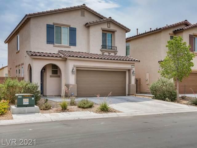 5548 Silent Springs Drive, Las Vegas, NV 89122 (MLS #2306677) :: Kypreos Team