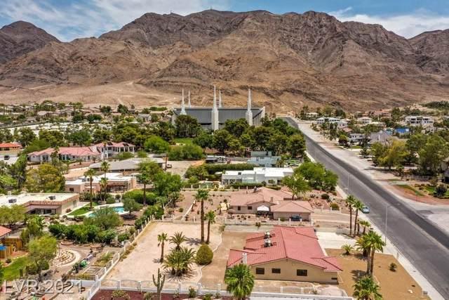 6846 E Bonanza Road, Las Vegas, NV 89110 (MLS #2306695) :: Kypreos Team