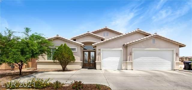 3808 Valley Drive, North Las Vegas, NV 89032 (MLS #2306699) :: Custom Fit Real Estate Group