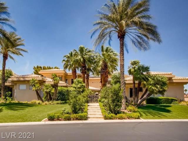 36 Innisbrook Avenue, Las Vegas, NV 89113 (MLS #2306723) :: Lindstrom Radcliffe Group