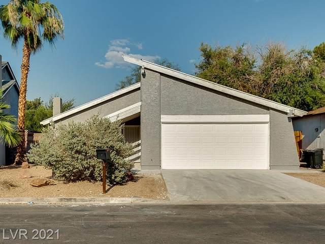 4782 Mountain Valley Road, Las Vegas, NV 89121 (MLS #2306737) :: Kypreos Team