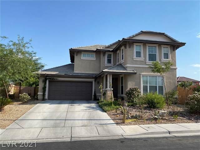 2821 Aspen Club Avenue, North Las Vegas, NV 89081 (MLS #2306745) :: Kypreos Team