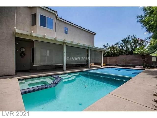 5481 Poker Face Court, Las Vegas, NV 89118 (MLS #2306754) :: Galindo Group Real Estate