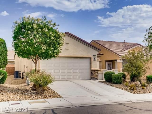 2416 Desert Sparrow Avenue, North Las Vegas, NV 89084 (MLS #2306758) :: Custom Fit Real Estate Group