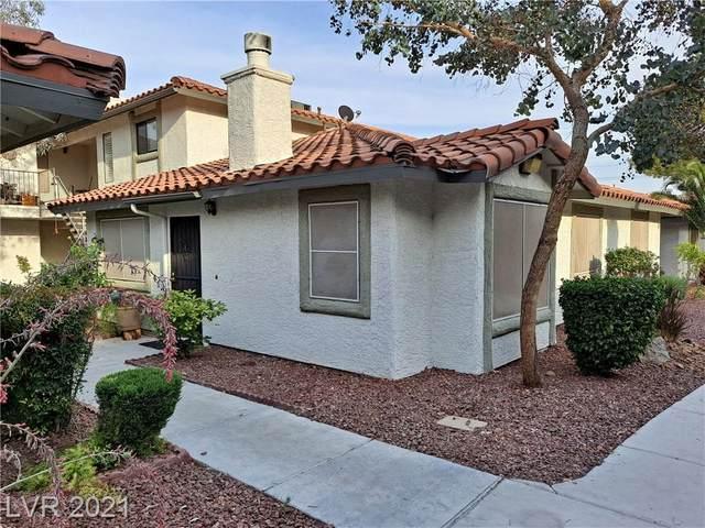 6721 W Charleston Boulevard #1, Las Vegas, NV 89146 (MLS #2306788) :: DT Real Estate
