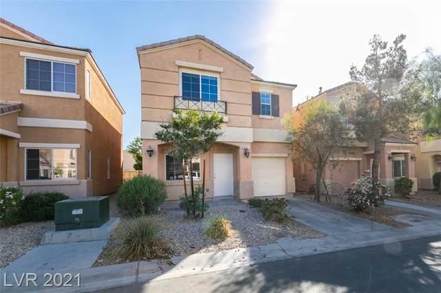 921 Blushing Rose Place, Henderson, NV 89052 (MLS #2306789) :: Kypreos Team