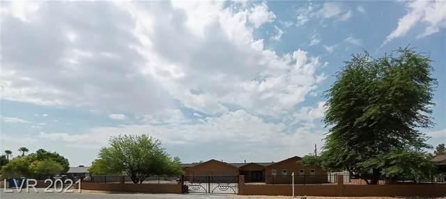 6441 Tina Lane, Las Vegas, NV 89130 (MLS #2306799) :: Jeffrey Sabel