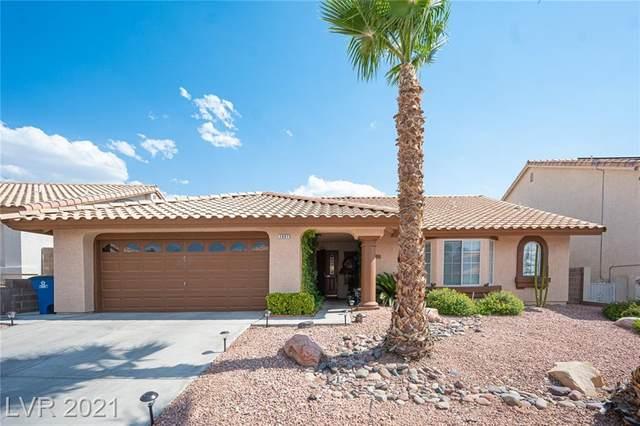 2807 Via Avanti Street, Henderson, NV 89074 (MLS #2306808) :: Signature Real Estate Group