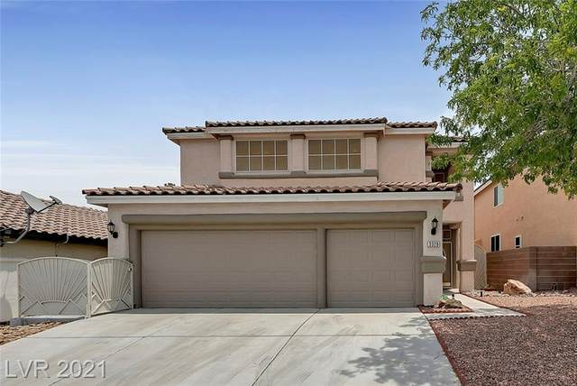 3328 Hidden Ridge Street, Las Vegas, NV 89129 (MLS #2306812) :: The Shear Team