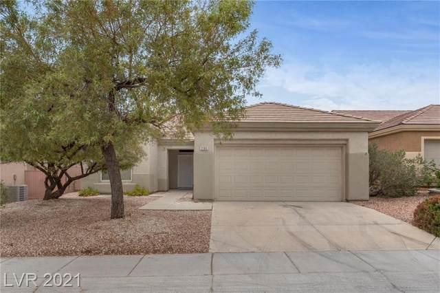 2165 Point Mallard Drive, Henderson, NV 89012 (MLS #2306814) :: Custom Fit Real Estate Group