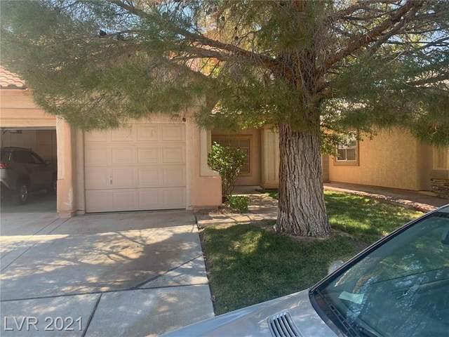 812 Royal Birch Lane, Las Vegas, NV 89144 (MLS #2306839) :: Galindo Group Real Estate