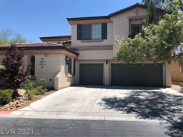 8313 Agnew Valley Court, Las Vegas, NV 89178 (MLS #2306877) :: Vestuto Realty Group