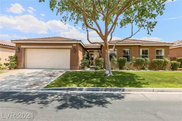 4441 Villa Toscano Court, Las Vegas, NV 89141 (MLS #2306886) :: Lindstrom Radcliffe Group