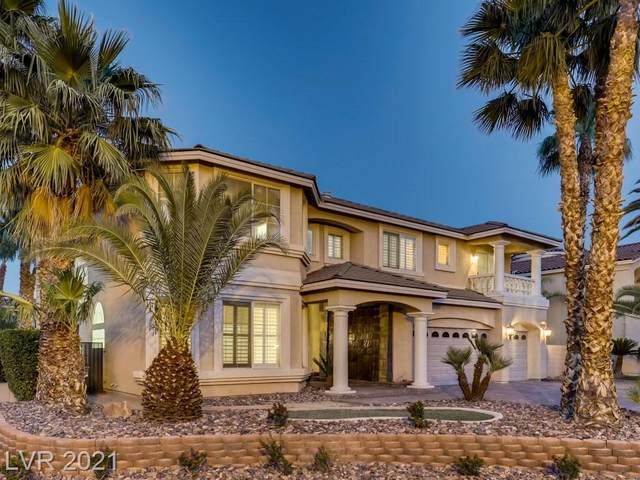 11056 Kilkerran Court, Las Vegas, NV 89141 (MLS #2306903) :: Lindstrom Radcliffe Group