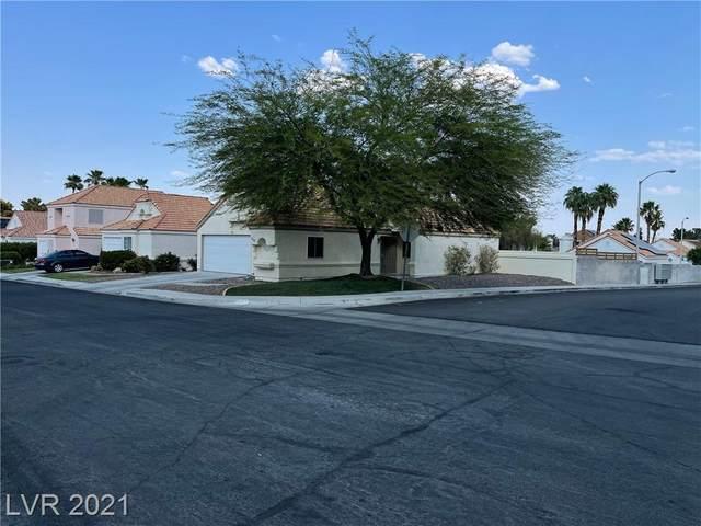 258 Spring Hills Lane, Henderson, NV 89074 (MLS #2306917) :: Galindo Group Real Estate