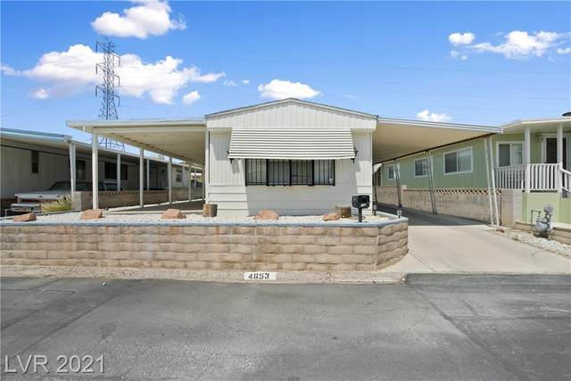 4653 Royal Ridge Boulevard, Las Vegas, NV 89103 (MLS #2306919) :: DT Real Estate