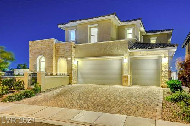 284 Molinetto Street, Las Vegas, NV 89138 (MLS #2306941) :: Galindo Group Real Estate
