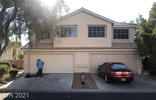 716 Spotted Eagle Street, Henderson, NV 89015 (MLS #2307022) :: Jeffrey Sabel