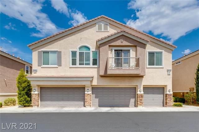 9440 Thunder Sky Street #103, Las Vegas, NV 89178 (MLS #2307035) :: The Chris Binney Group | eXp Realty