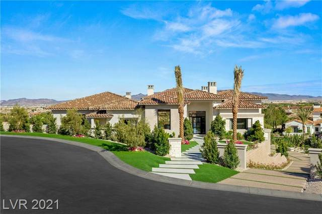 1 Shadow Canyon Court, Las Vegas, NV 89141 (MLS #2307043) :: Vestuto Realty Group