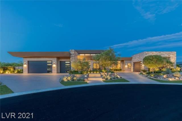 66 Crested Cloud Way, Las Vegas, NV 89135 (MLS #2307052) :: Vestuto Realty Group