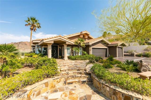 113 Stone Canyon Road, Boulder City, NV 89005 (MLS #2307064) :: Custom Fit Real Estate Group