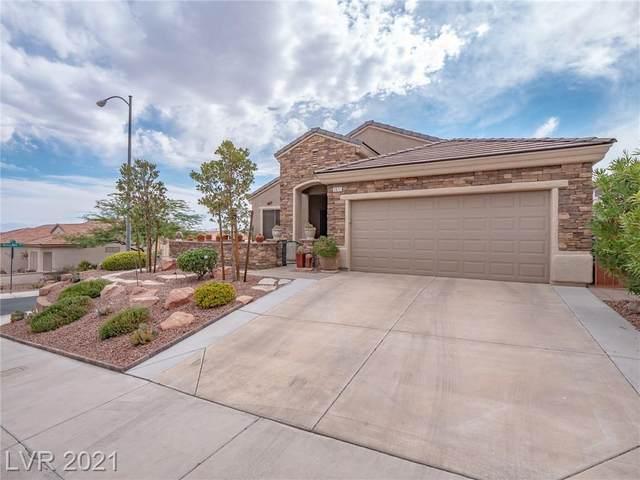 2072 King Mesa Drive, Henderson, NV 89012 (MLS #2307068) :: Galindo Group Real Estate