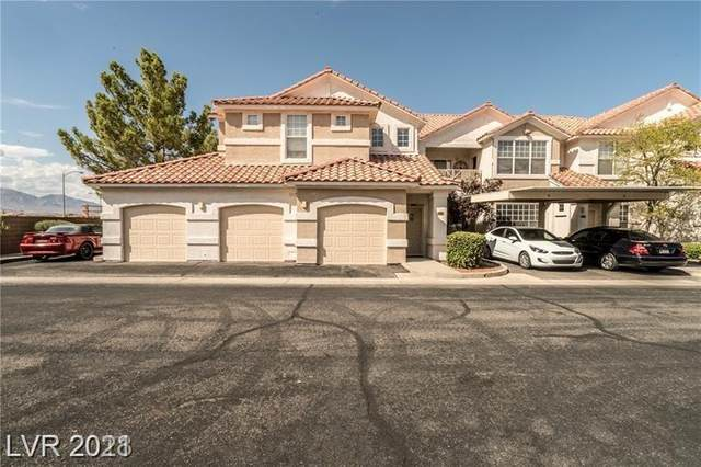 8555 W Russell Road #1012, Las Vegas, NV 89113 (MLS #2307077) :: DT Real Estate