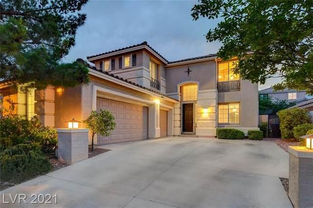 1837 Spring Summit Lane, Las Vegas, NV 89134 (MLS #2307115) :: DT Real Estate