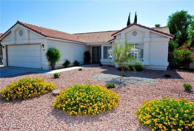 2909 Gentilly Lane, Las Vegas, NV 89108 (MLS #2307155) :: Galindo Group Real Estate