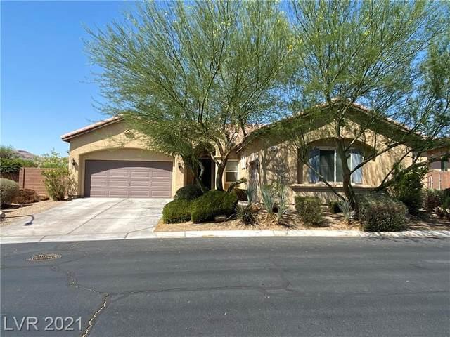 10149 Elk Valley Street, Las Vegas, NV 89178 (MLS #2307167) :: Lindstrom Radcliffe Group