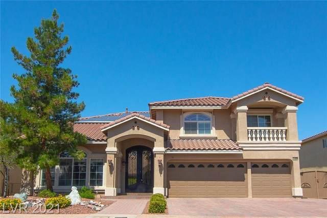 11089 Bandon Dunes Court, Las Vegas, NV 89141 (MLS #2307178) :: Galindo Group Real Estate