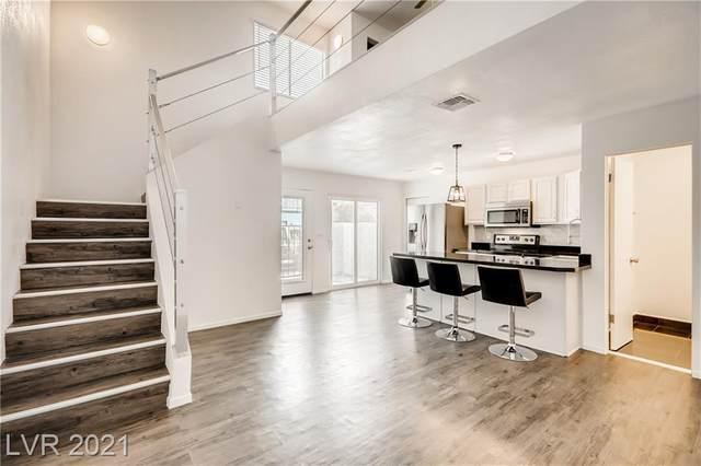 1021 Willow Tree Drive B, Las Vegas, NV 89128 (MLS #2307189) :: DT Real Estate