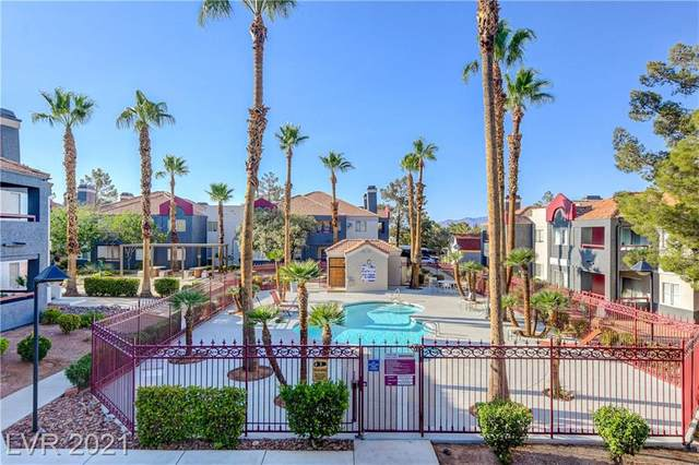 8600 W Charleston Boulevard #2148, Las Vegas, NV 89117 (MLS #2307196) :: DT Real Estate