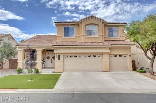5842 Ivy Vine Court, Las Vegas, NV 89141 (MLS #2307212) :: Lindstrom Radcliffe Group