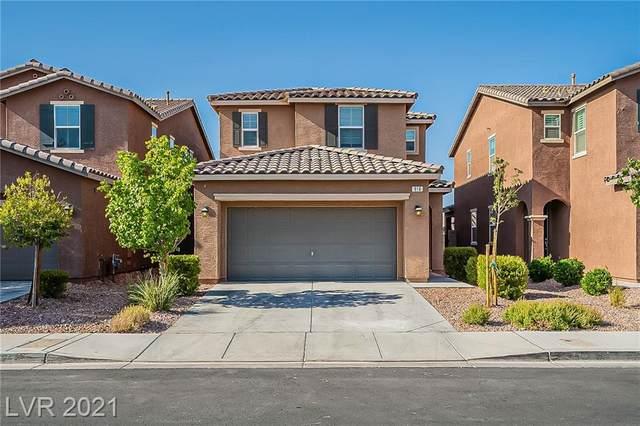 916 Harbor Avenue, Henderson, NV 89002 (MLS #2307228) :: Custom Fit Real Estate Group