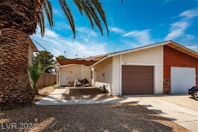527 Chelsea Drive, Henderson, NV 89014 (MLS #2307233) :: DT Real Estate