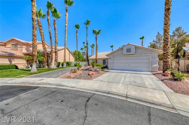 1902 Coralino Drive, Henderson, NV 89074 (MLS #2307235) :: DT Real Estate
