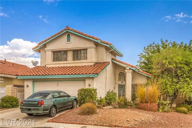 7686 Selby Court, Las Vegas, NV 89147 (MLS #2307237) :: Custom Fit Real Estate Group