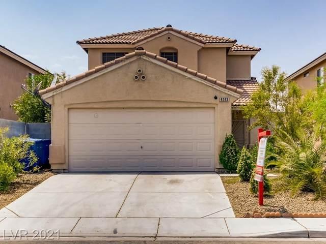 8083 Earlsboro Street, Las Vegas, NV 89139 (MLS #2307246) :: Custom Fit Real Estate Group