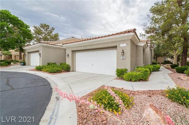 2024 Summer Cove Court #102, Las Vegas, NV 89134 (MLS #2307255) :: Galindo Group Real Estate