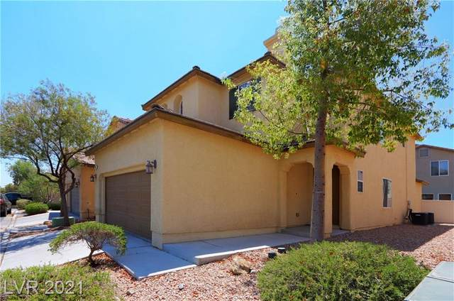 4997 Crimson Mare Road, Las Vegas, NV 89139 (MLS #2307263) :: Galindo Group Real Estate