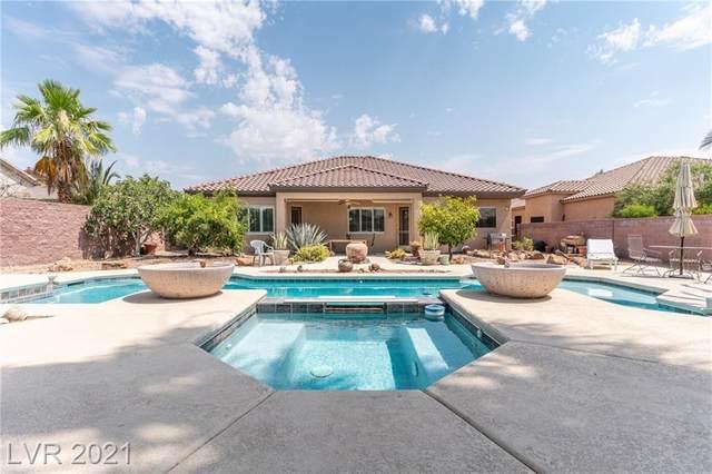 5657 Golden Leaf Avenue, Las Vegas, NV 89122 (MLS #2307265) :: Galindo Group Real Estate
